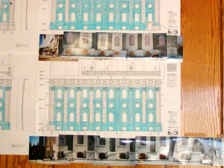 010727 28 Nauvoo Temple Stone - Temple plansJPG.JPG