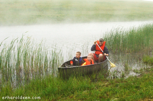 2017 05 20 (5) msn Canoeing on the Lake