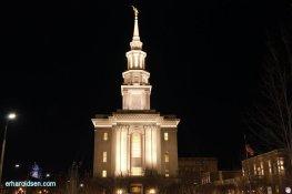 161227 (159) Philadelphia Temple at Night
