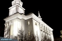 161227 (210) Philadelphia Temple at Night