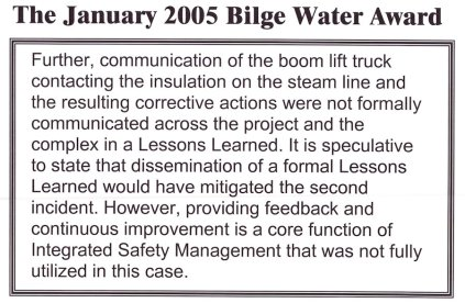 Bilge Water Award for Bad Writing (2) s