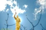 2018 04 25 (79) msn Angel Moroni on Columbus Temple