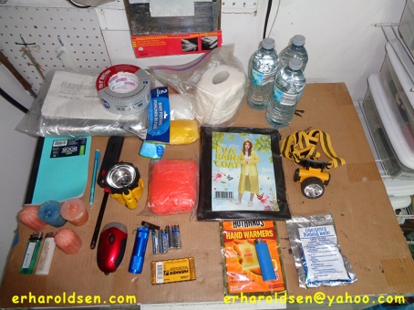 2013 11 05S (1) sn Car Emergency Kit Contents