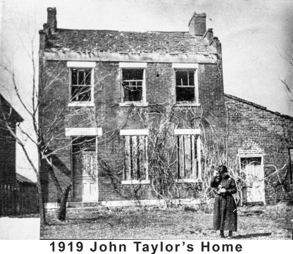 CO19 P59b John Tayor's Home